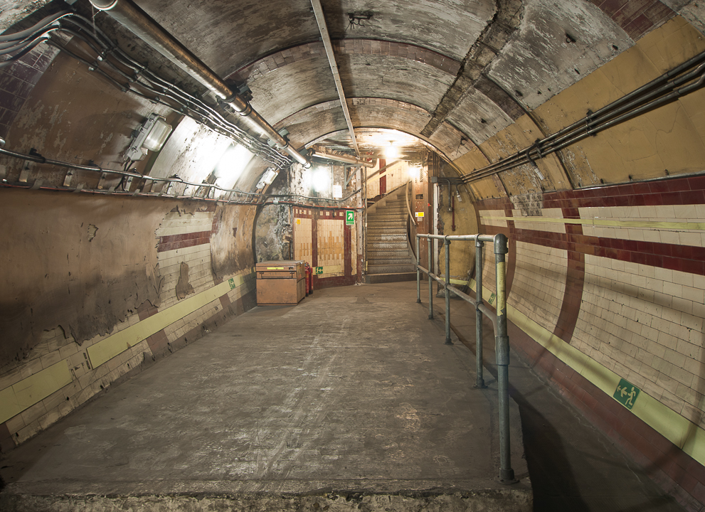 Yet again London Underground Stations
