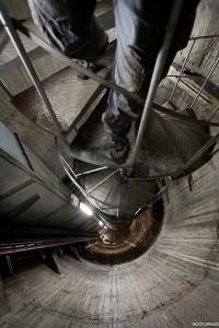 Subterranean deprture